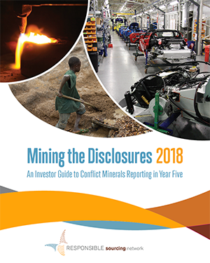 Cover of the Mining the Disclosures report