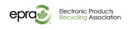 Electronic Products Recycling Association logo