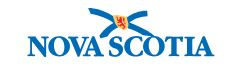 Logo of the Province of Nova Scotia